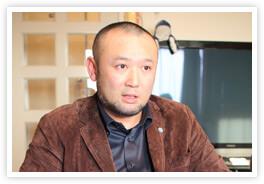 東京ユネスコクラブ理事長の濵松氏